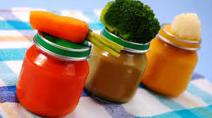 Baby food diet weight loss