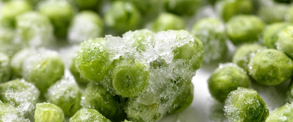 Frozen vegetables- frozen food bad for health