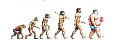 Paleo - The Cave Men Diet evolution