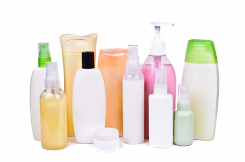 Toxins found in shower and skin care products