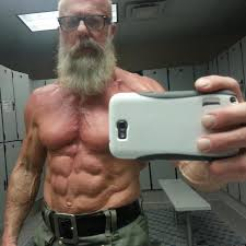 muscles in old age