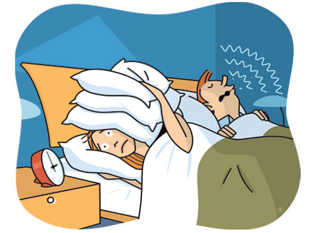 ways to get rid of snoring
