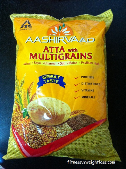 Aashirvaad multigrain atta review
