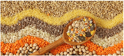 Ancient grains