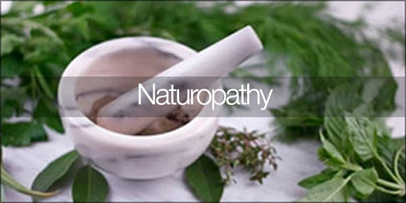 Naturopathy alternative medicine