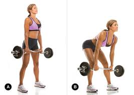 deadlift women