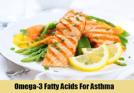 omega 3 for asthma