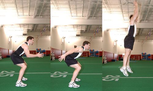 Plyometrics for fitness and strength1