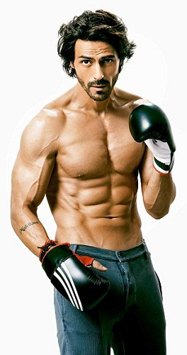 arjun rampal fittest bollywood star