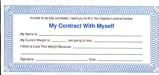 contract aid for weight loss