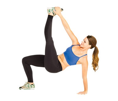 grab and go exercise for toned arms