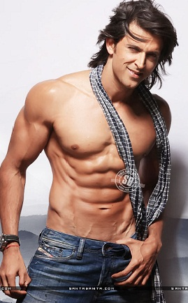 Hrithik's 12 week transformation 3