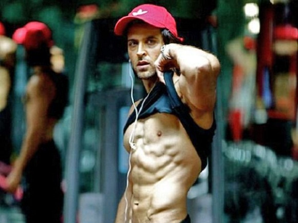 Hrithik Roshan's 12 Week Dramatic Transformation - Indian ...