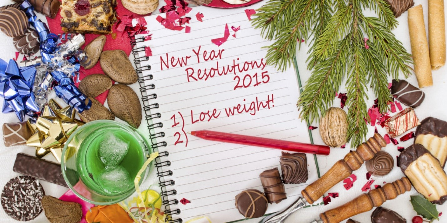 New Year Resolutions and Sticking To them