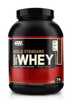 Optimum Nutrition 100 Whey Gold Standard protein powder