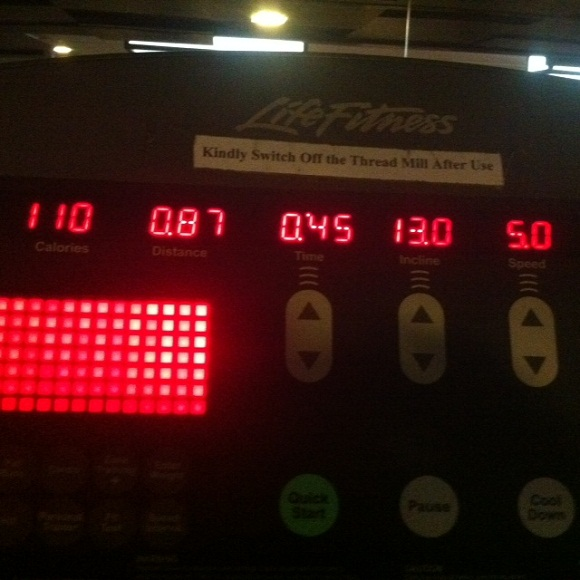 burning calories without running treadmill 4