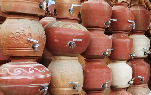 clay pots health benefits