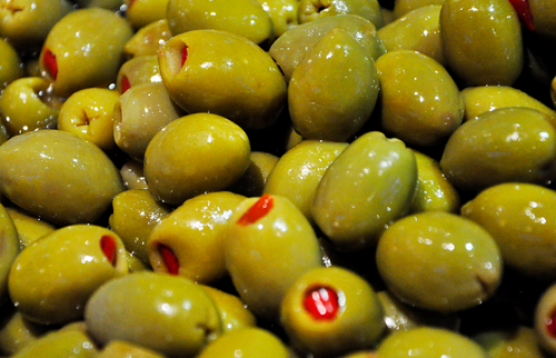 olives- why olives are good for health