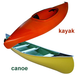 Canoe and kayak-Why Canoeing And Kayaking Is Good For Health