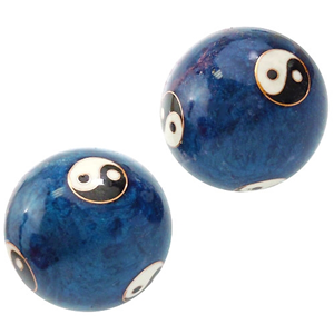 Chinese stress balls-Using stress balls to relieve stress