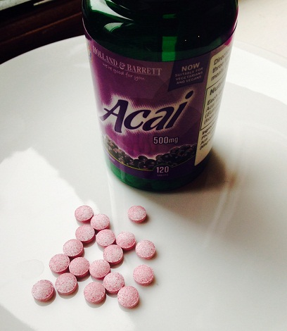 Holland & Barrett Acai Berry Tablets Review 2