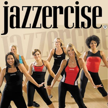 Jazzercise- 4 aerobic dances for fitness