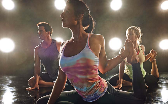 Les Mills Body Balance and Yoga 2