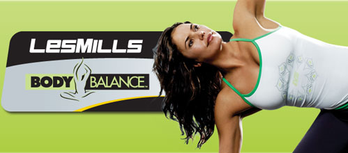 Les Mills Body Balance and Yoga 4