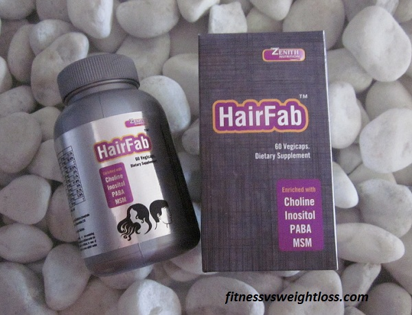 Why Zenith Nutrition Hairfab Is the Best Hair Growth Supplement In India