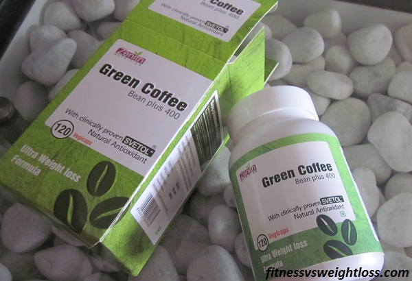 Zenith Nutrition Green Coffee bean extract review