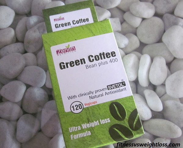 Zenith Nutrition Green Coffee bean extract