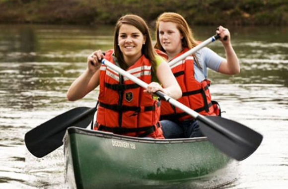 women Canoeing- Why Canoeing And Kayaking Is Good For Health