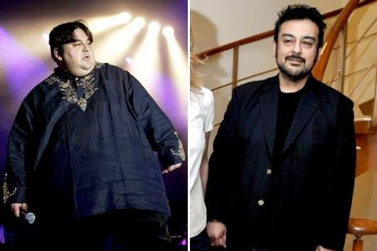 Adnan Sami's inspirational weight loss journey