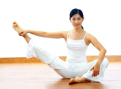 Stretching Through Yoga For A Flexible You 1