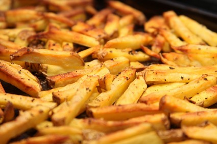 baked fries Top 5 food swaps that are healthy