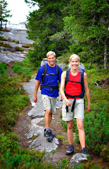 hiking- how to get fit without stepping into the gym