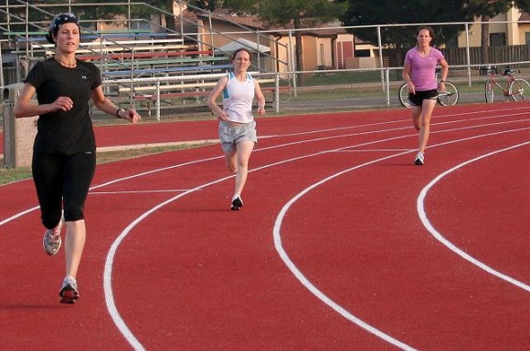 track running- How To Get Fit Without Stepping Into The Gym