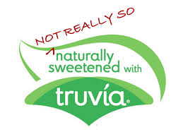 truvia not really natural