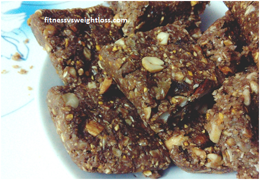DIY Super Easy Energy Bar Recipe no 7