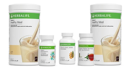 Herbalife Weight Loss Products Review-Ingredients 1