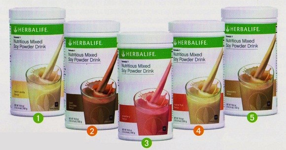 Herbalife Weight Loss Products Review-Ingredients 2