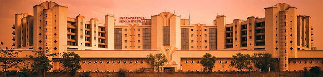 Indraprastha Apollo hospital Top 4 multispeciality hospitals in delhi