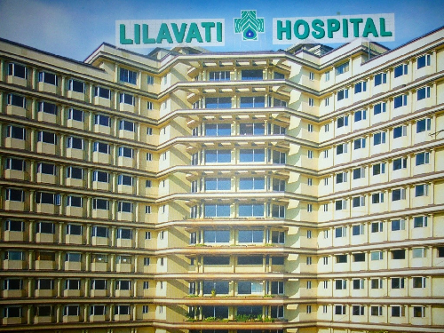 Lilavati Hospital-Top Most Multi-Speciality Hospitals In Mumbai