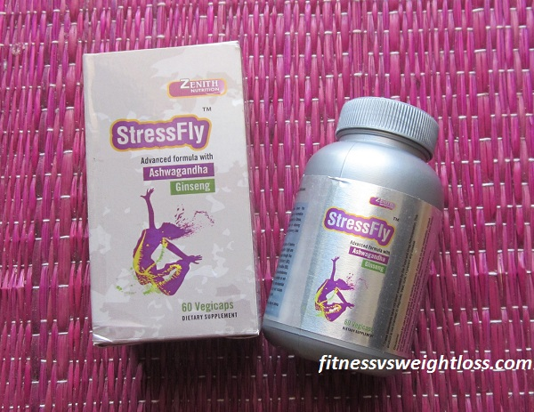 Zenith Nutrition StressFly Review