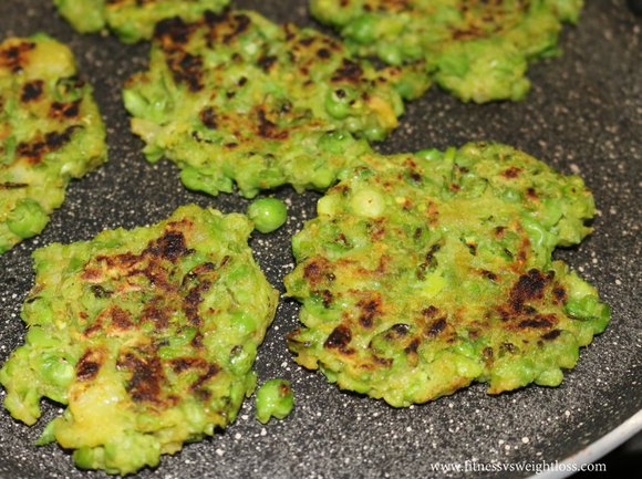 peas matar tikka weight loss