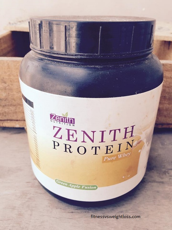 zenith protein whey review
