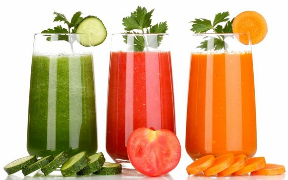 Liquid diet for weight loss- juices