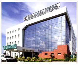 Ruby General Hospital Top 5 multi-specialty hospitals in Kolkata