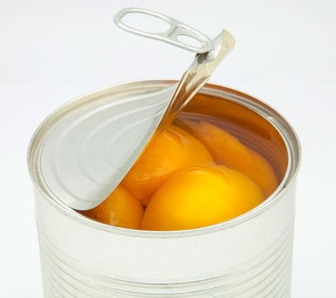 canned fruit List Of Foods Loaded With Sugar