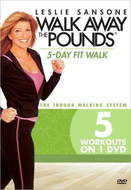 leslie sansone walk away the pounds